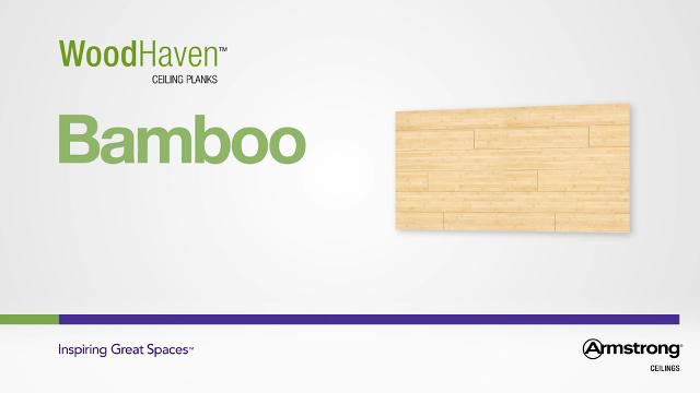 WoodHaven - Bamboo