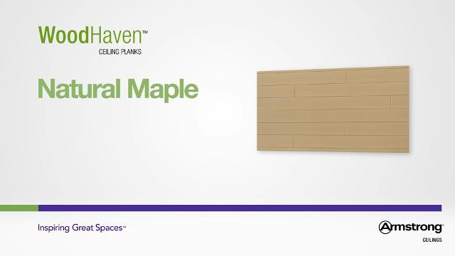 WoodHaven - Natural Maple