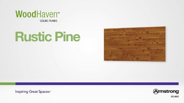 WoodHaven - Rustic Pine