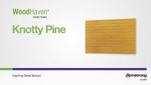 WoodHaven - Knotty Pine