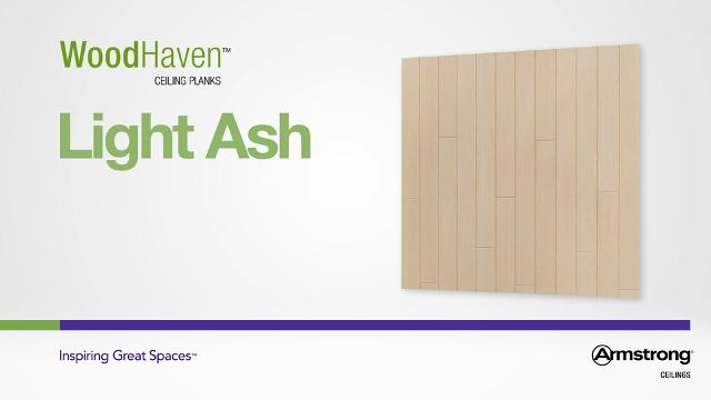 WoodHaven - Light Ash
