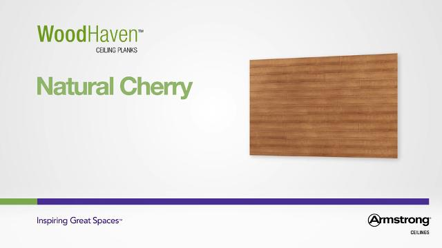 WoodHaven - Natural Cherry