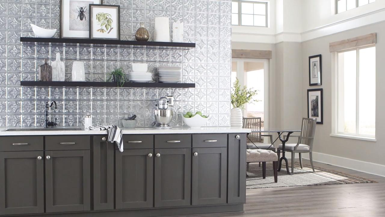 - METALLAIRE Backsplashes - 5400209BNA Ceilings Armstrong
