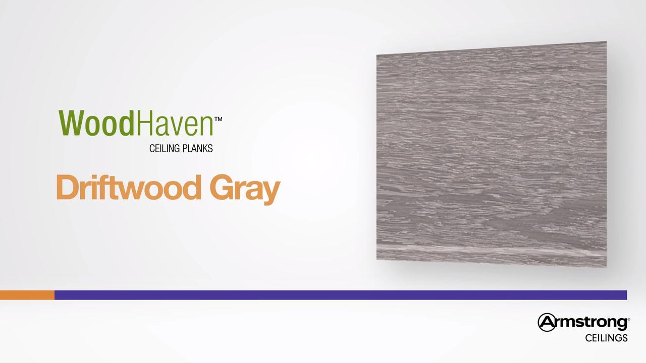 WoodHaven Driftwood Gray
