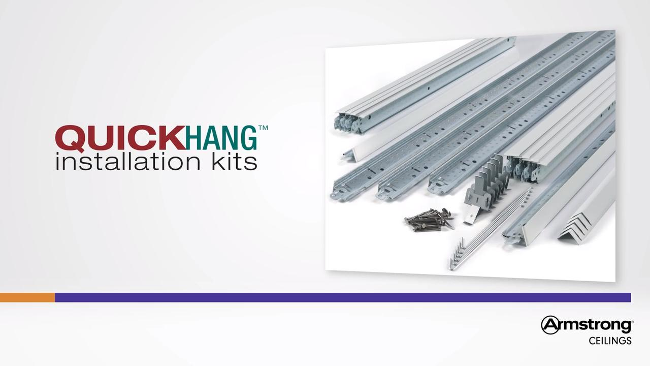 QuickHang Installation Kits