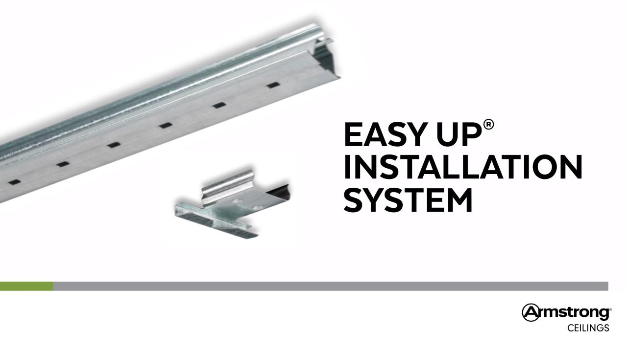 Easy Up Track and Clip System Overview