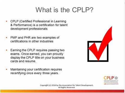 CPLP Certification: Am I Eligible?
