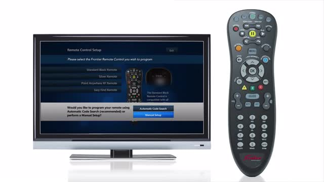using the fios remote control fios tv frontier communications