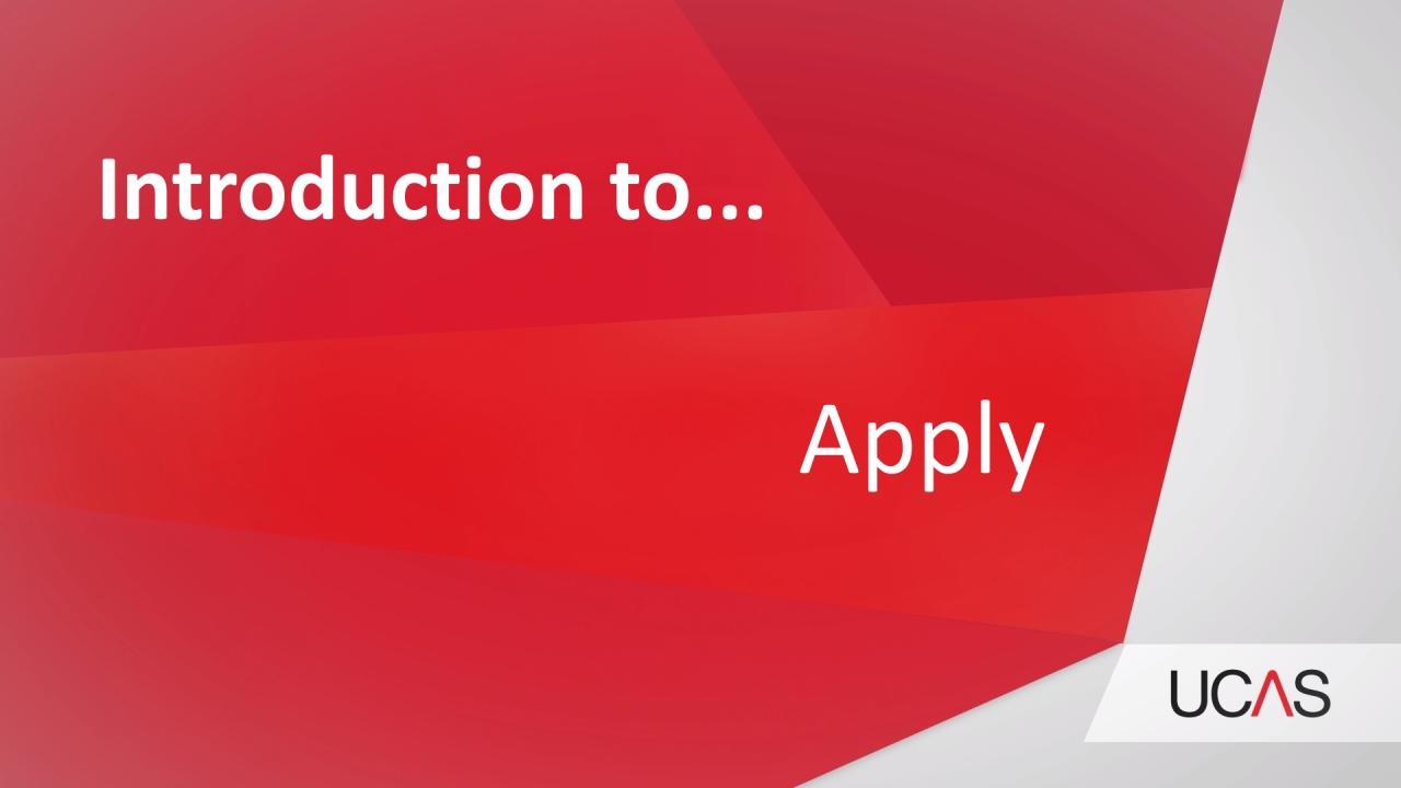 Learn all about filling in your UCAS application for uni