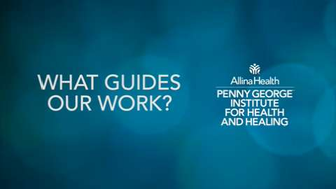 Penny George Institute For Health And Healing Allina Health