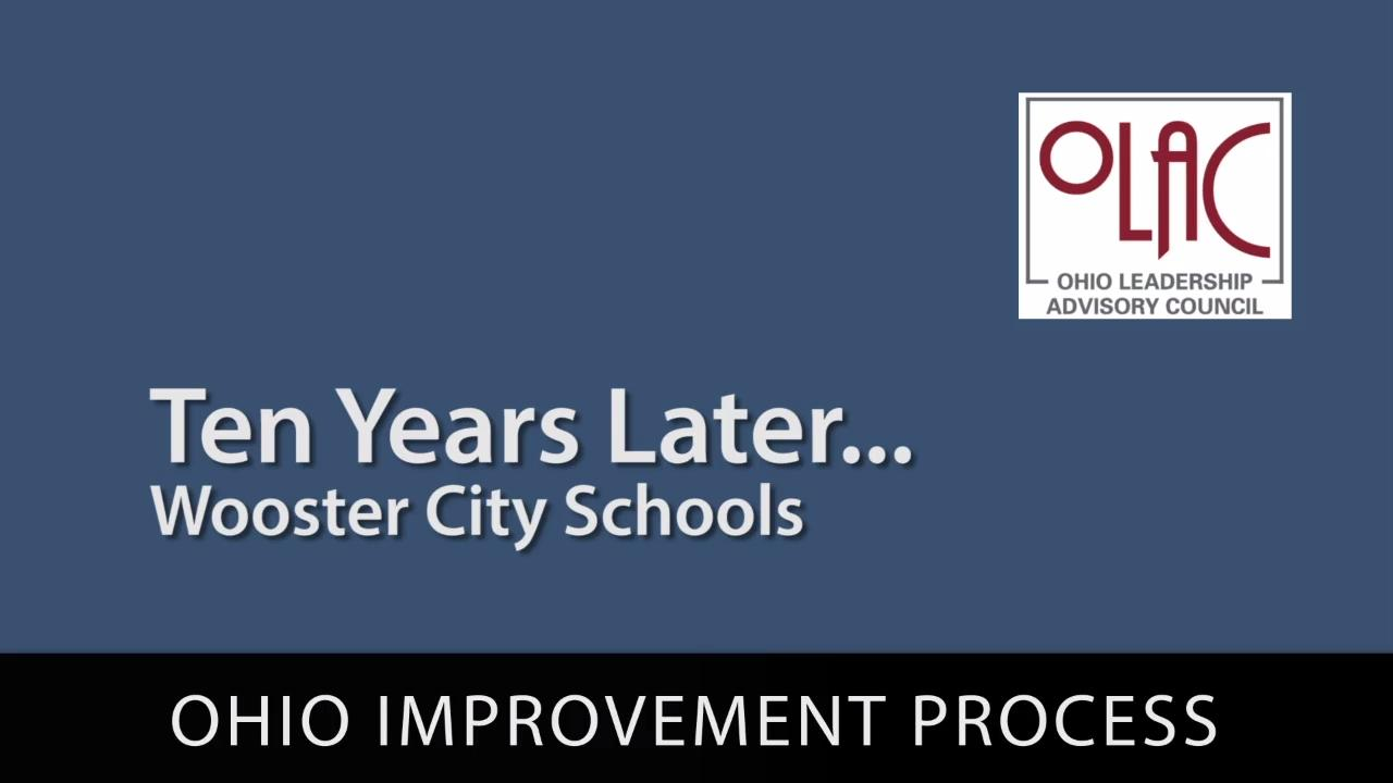 Ten Years Later... Wooster City Schools - Preview