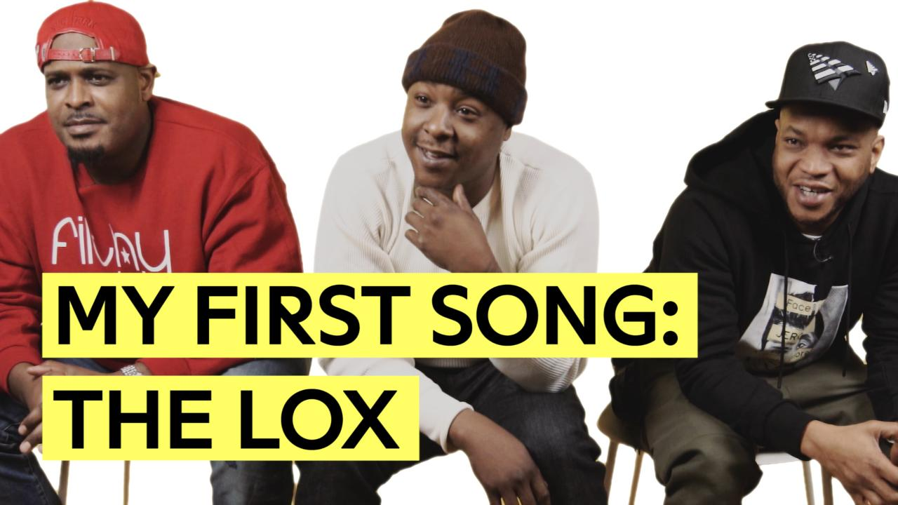 The LOX Remember How The Notorious B I G  Dissed 'Em On Their First