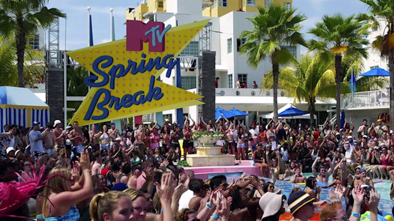 Image result for mtv spring break