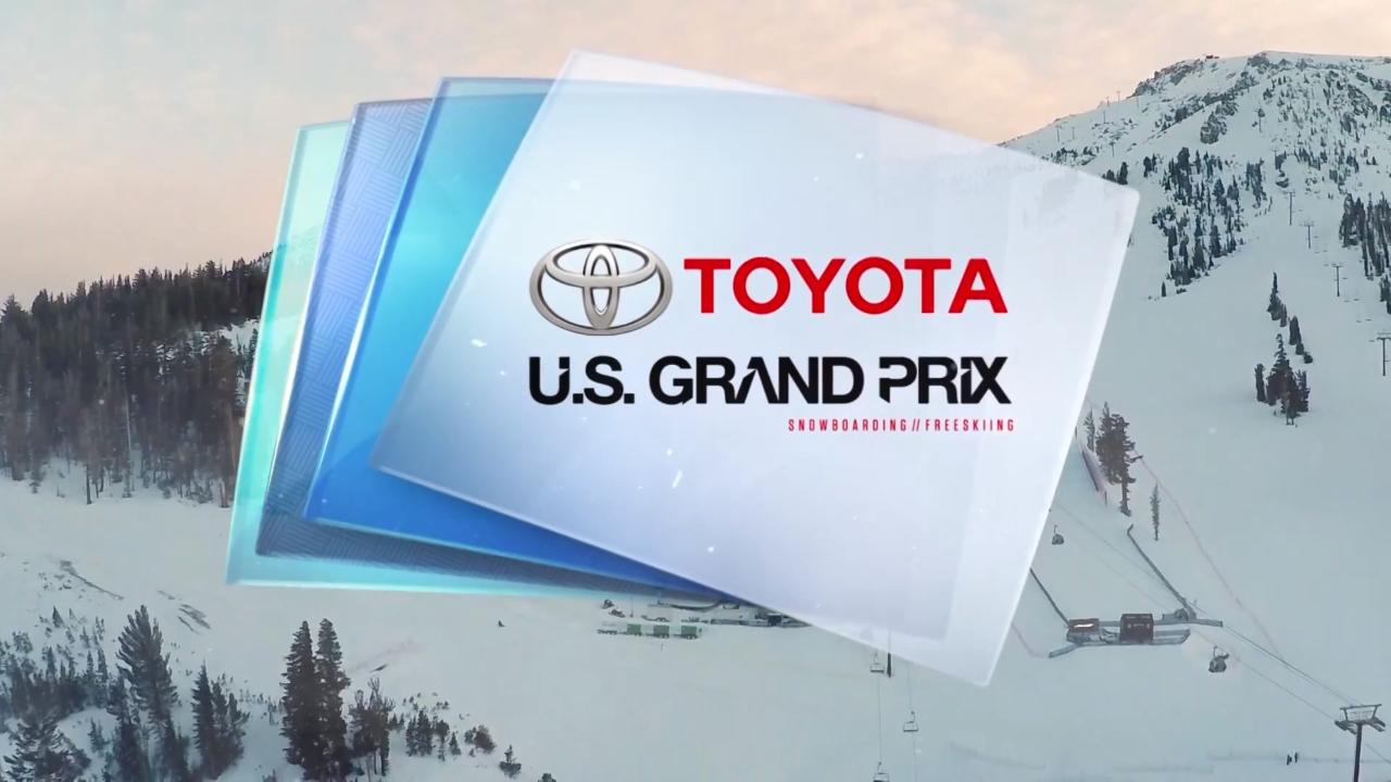 d4707fc8fdcd Toyota U.S. Grand Prix - Mammoth Mountain 2018 - Freeski Slopestyle Show -  Full Shows - Videos
