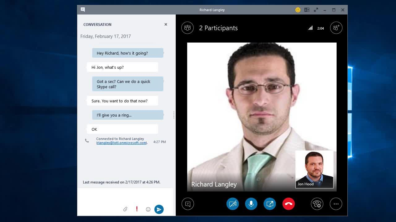 Skype for Business Online Training: Quickly Get Your Team On