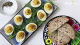 Deviled Eggs, Three Ways