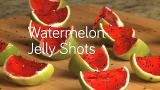 How to Make Watermelon Jelly Shot