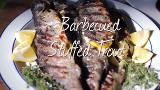 Barbecued Stuffed Trout
