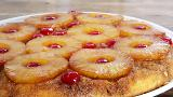 Old Fashioned Pineapple Upside-down Cake