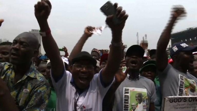 WATCH: Nigeria elections postponed by a week | News24