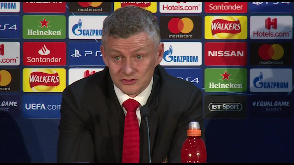 31f3b6e03 Solskjaer warns United will have to wait for next EPL title
