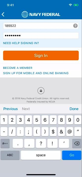 Mobile Banking How Tos | Navy Federal Credit Union