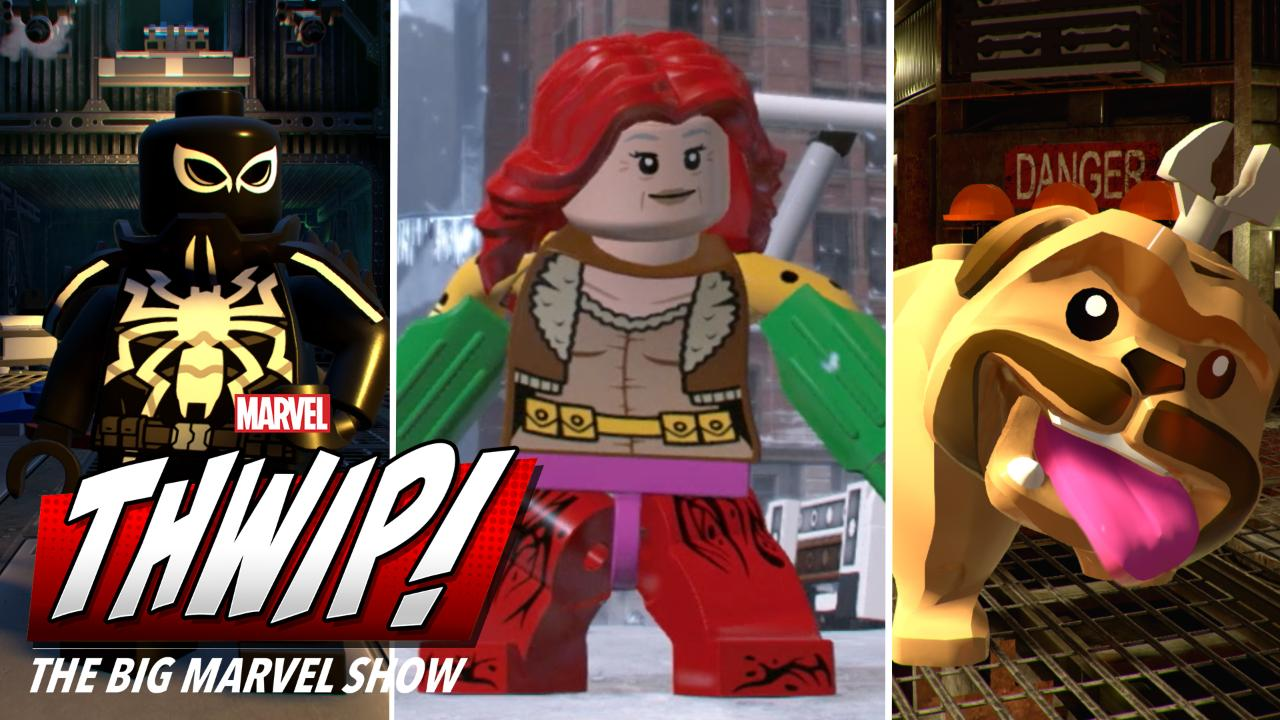 LEGO Marvel Super Heroes 2 on THWIP! The Big Marvel Show