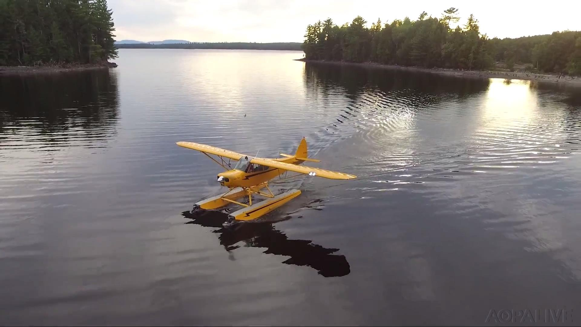 Fly-Off: Light Seaplanes - AOPA