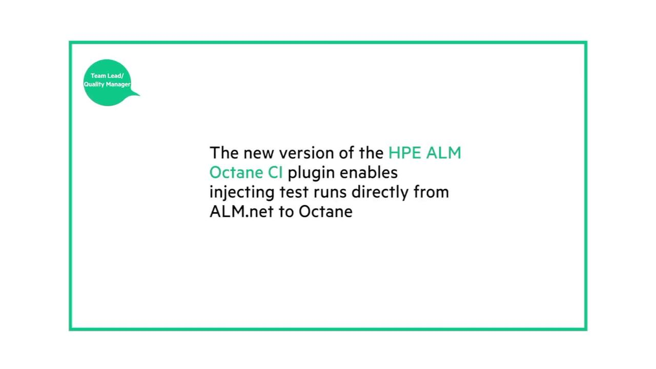 HPE ALM Octane - What's New with ALM Octane (12 53 20)