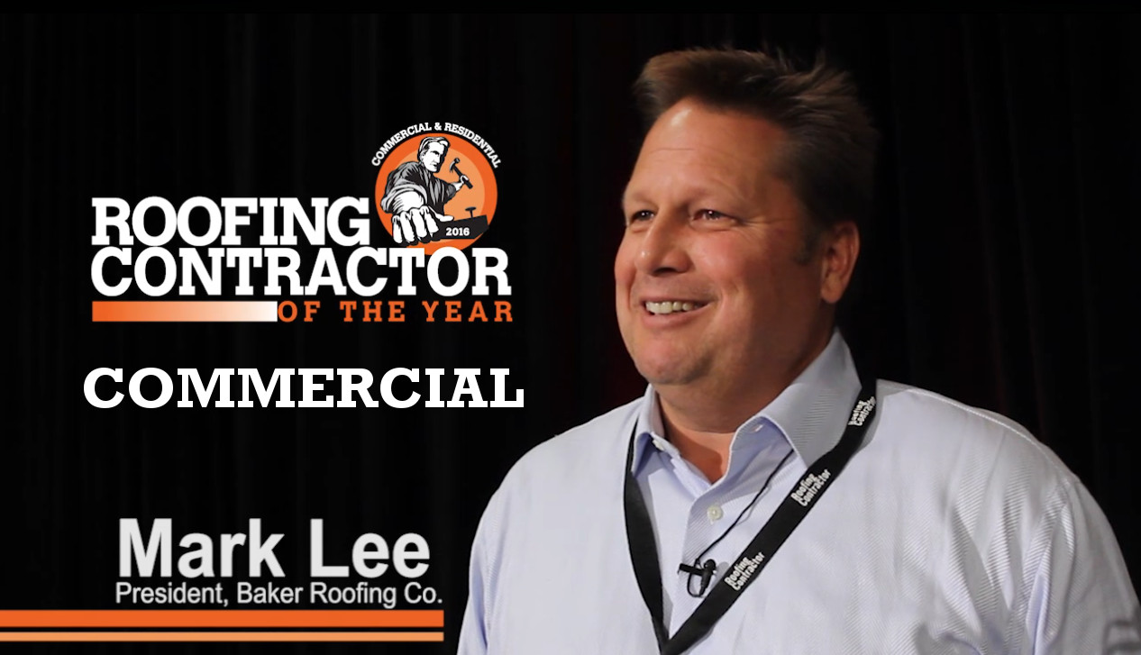 2016 Commercial Roofing Contractor Of The Year: Baker Roofing Co. |  2016 11 03 | Roofing Contractor