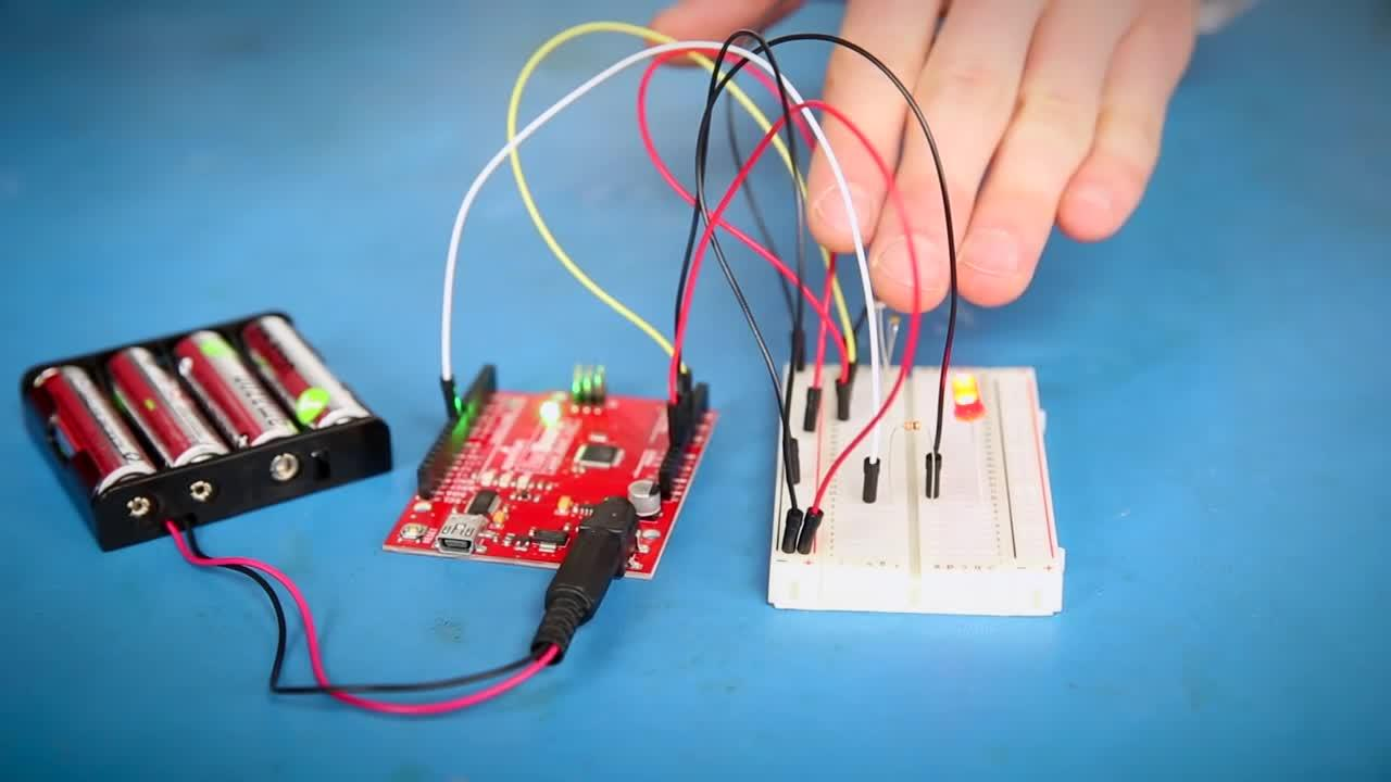 Tinker Kits Sparkfun Mouser Irfz44n Electronic Components Integrated Circuit Transistor Stk