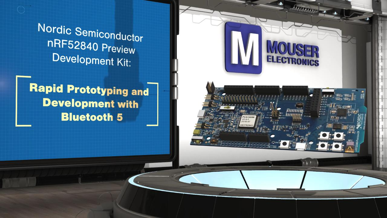 nRF52840 Development Kit - Nordic | Mouser