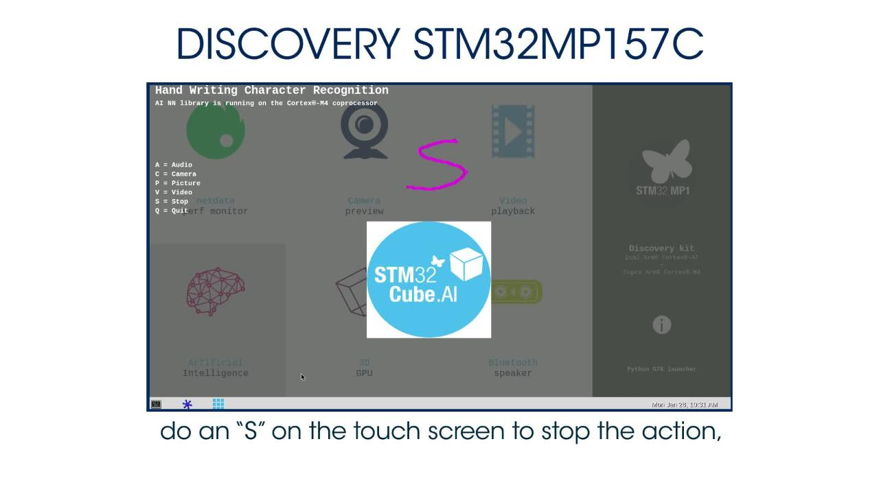 STM32MP157C-DK2 Discovery Kit - STMicro | Mouser