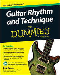 8cb4b1a0556 Guitar Rhythm & Technique For Dummies Resource Center - dummies
