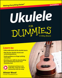 8ec90c8dcbe Ukulele For Dummies, 2nd Edition Resource Center - dummies