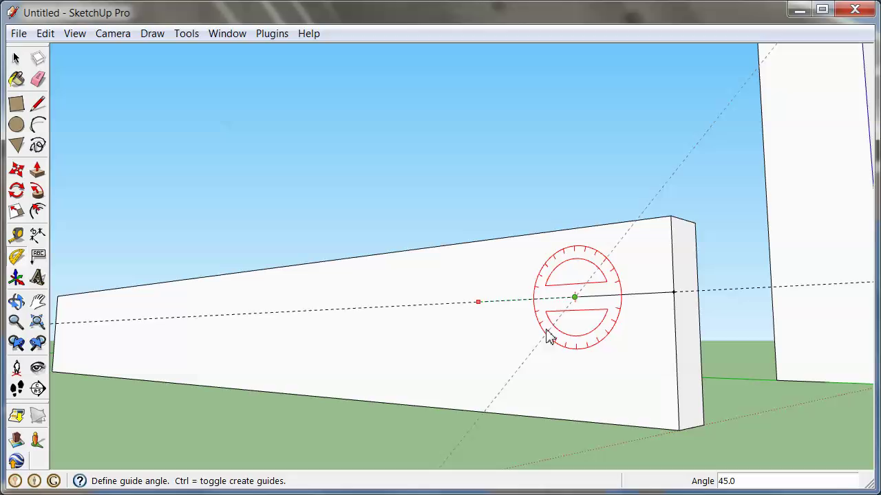 6:00 Architectural Design With SketchUp 2nd Ed Video 0202