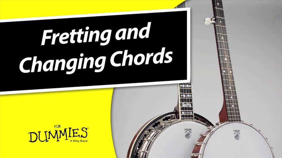 Banjo For Dummies 2nd Edition Audio Video Resource Center Dummies