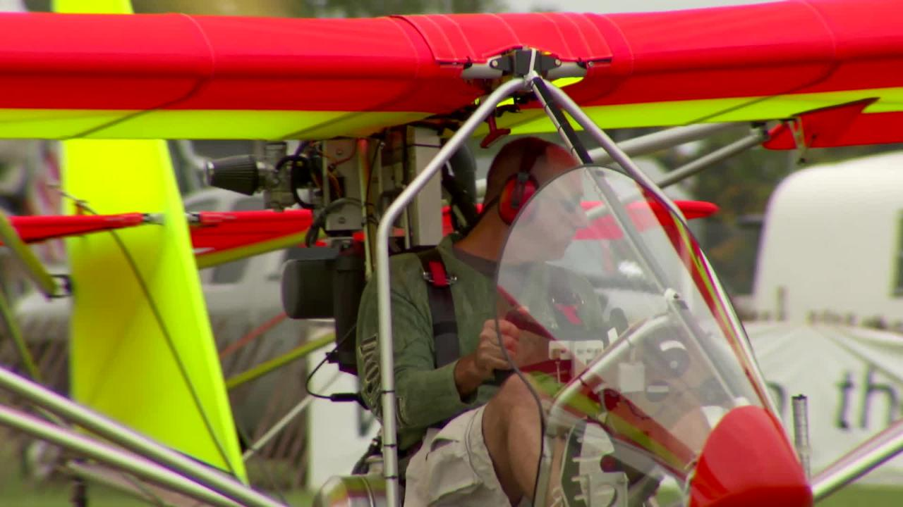 Badland Aircraft – Live your dream  Fly your adventure