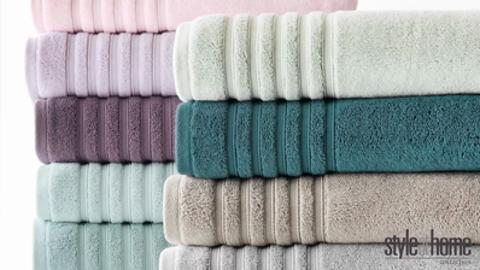 How to fold the perfect towel