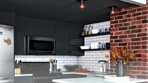 Style lesson: Retro meets industrial