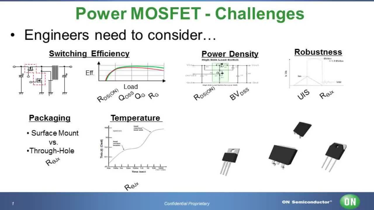 Atp106 P Channel Power Mosfet 40v 30a 25m How To Protect Devices