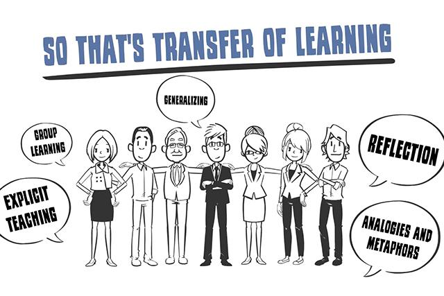 what is transfer in education
