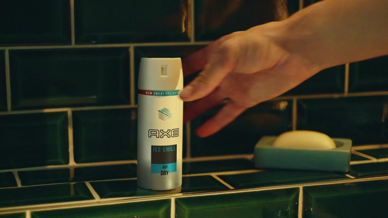 Axe has a new plan to help hapless guys shine: play it cool | AdAge