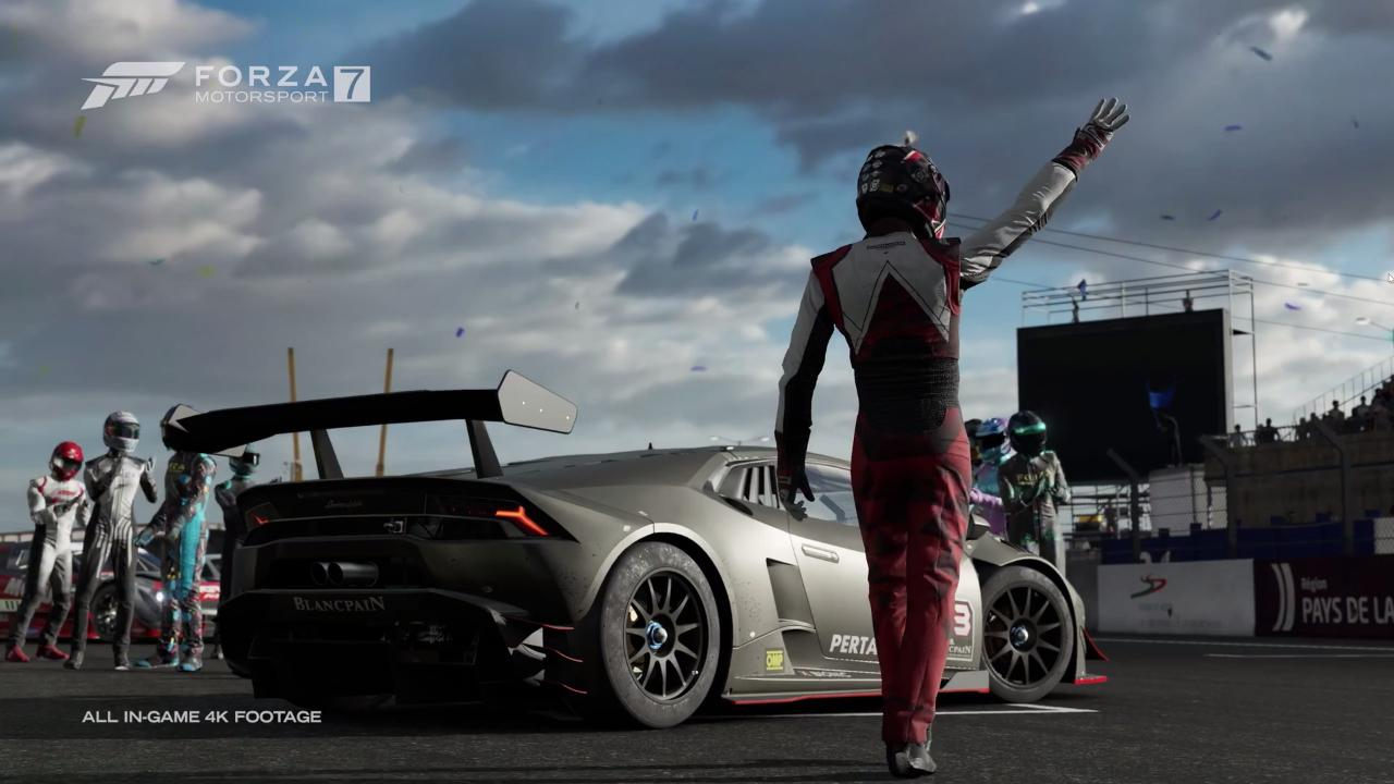 Forza 7 for Xbox One [Enhanced for Xbox One X]