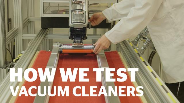 How We Test Vacuum Cleaners - Which?