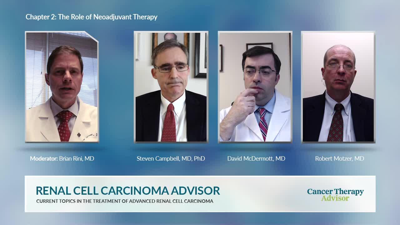 The Role of Neoadjuvant Therapy