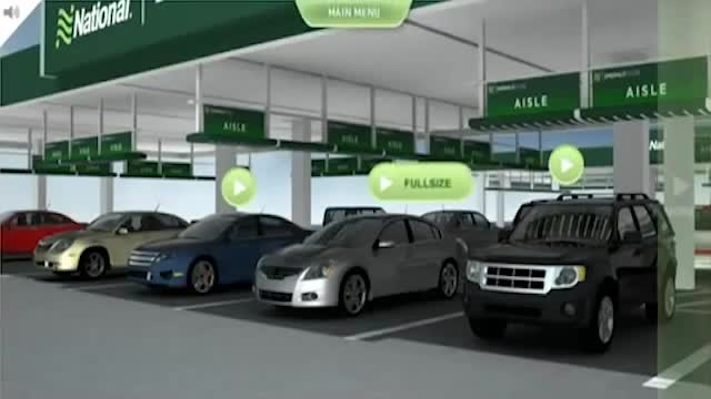 Welcome To National Car Rental S Emerald Club Travelpulse