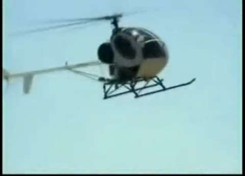 Helo Attempts Inverted Loop, Crashes