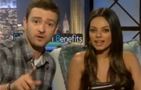 Mila Kunis to Go With Marine to Corps Ball