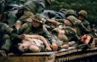 Raw Footage of The Tet Offensive